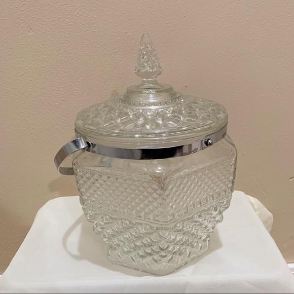 Vintage Victorian ice bucket